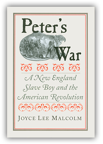 Book Cover: Peter's War